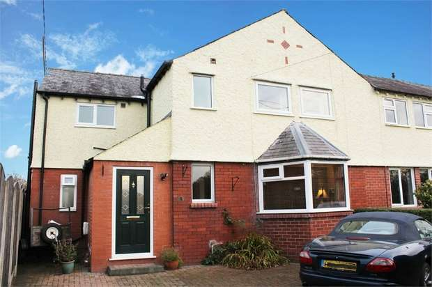 4 Bedrooms Semi Detached House for sale in Wood Lane, Heskin, Chorley, Lancashire