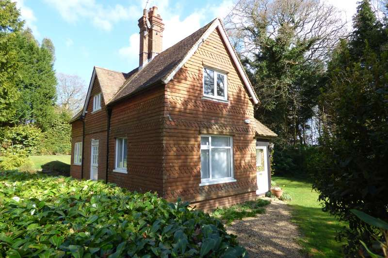 3 Bedrooms Detached House for sale in Pendean, Midhurst, GU29