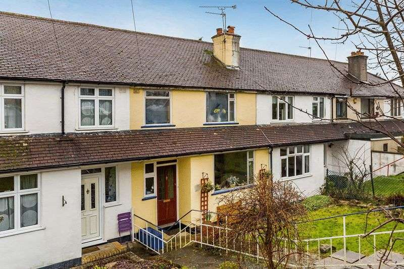 3 Bedrooms Terraced House for sale in Cromwell Road, CATERHAM
