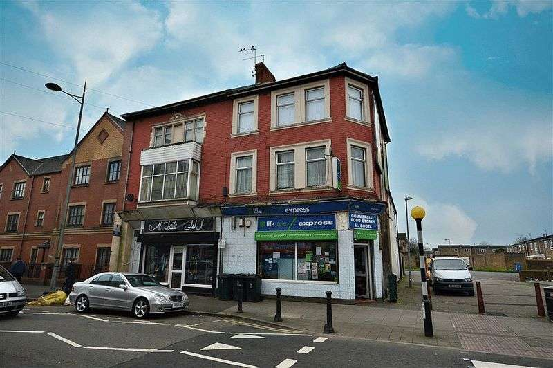 4 Bedrooms Terraced House for sale in Commercial Road, Newport