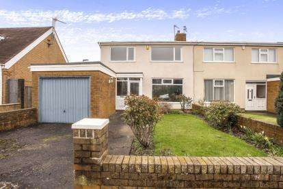 3 Bedrooms Semi Detached House for sale in Deerhurst Road, Thornton-Cleveleys, Lancashire, ., FY5