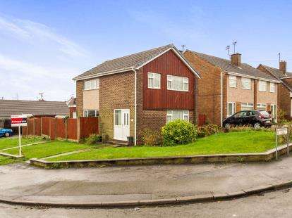 3 Bedrooms Detached House for sale in Coniston Road, Hucknall, Nottingham, Nottinghamshire
