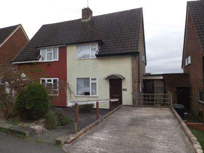 2 Bedrooms Semi Detached House for sale in Langstone Road, Dudley, West Midlands