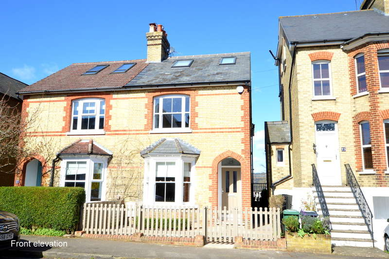 4 Bedrooms Semi Detached House for sale in St Marys Road, Reigate