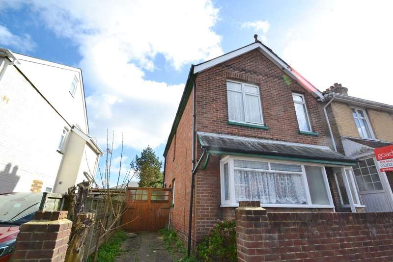 3 Bedrooms Detached House for sale in Lower Parkstone