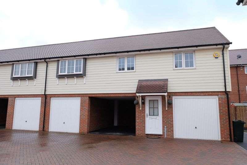 2 Bedrooms Flat for sale in Malt Kiln Place, Dartford