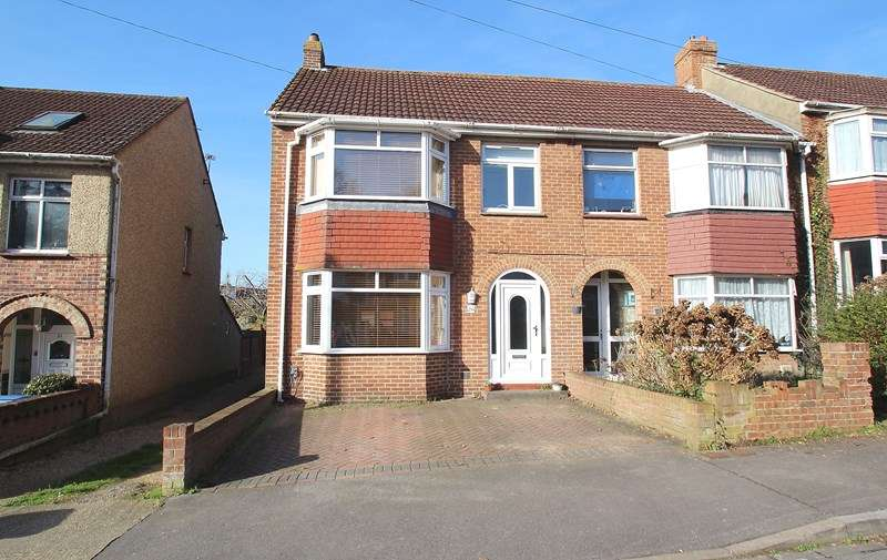 3 Bedrooms End Of Terrace House for sale in Leigh Road, Fareham