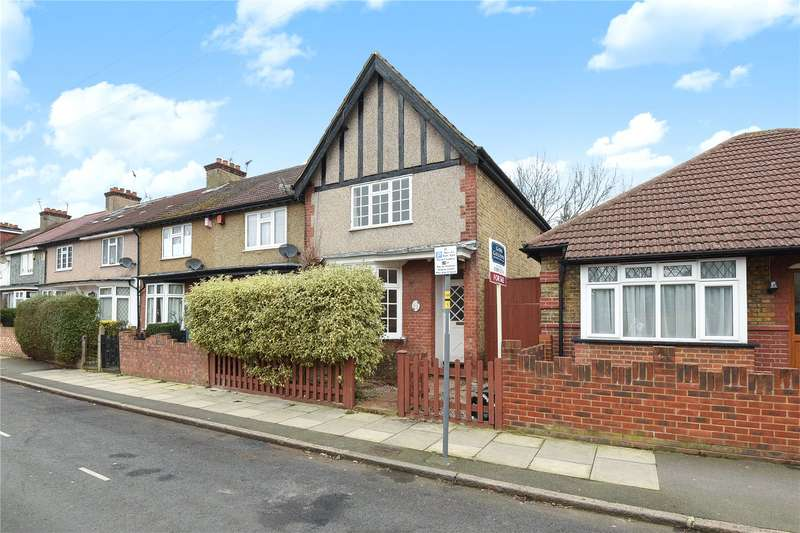 3 Bedrooms End Of Terrace House for sale in Walford Road, Uxbridge, Middlesex, UB8