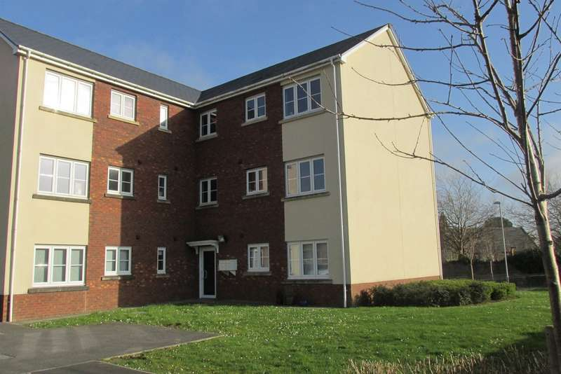 2 Bedrooms Apartment Flat for sale in Ffordd Cambria, Pontarddulais, Swansea