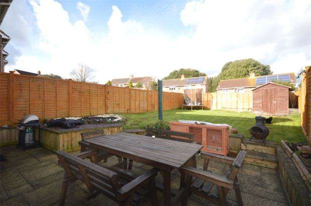 3 Bedrooms End Of Terrace House for sale in Broadway, Exeter, Devon