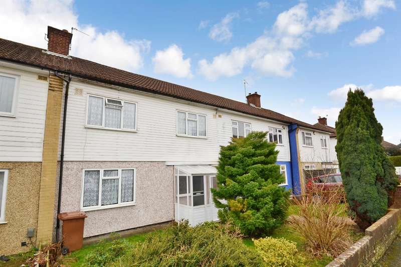 3 Bedrooms Terraced House for sale in Radstock Way, Merstham, Surrey, RH1 3NG