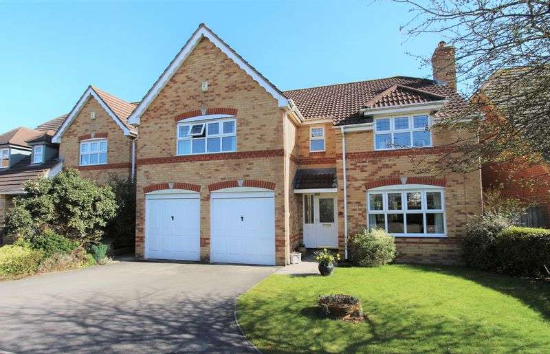 5 Bedrooms Detached House for sale in Manor Farm Crescent, Bradley Stoke