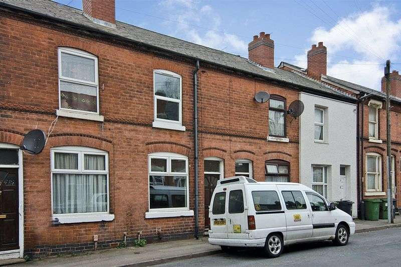 3 Bedrooms Terraced House for sale in Dalkeith Street, Walsall
