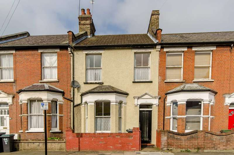 3 Bedrooms House for sale in Gorleston Road, Tottenham, N15