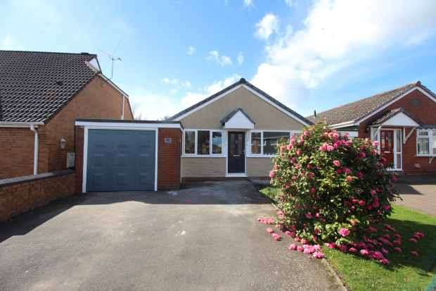 3 Bedrooms Detached Bungalow for sale in Quinton Avenue, Walsall, West Midlands, WS6 6LP