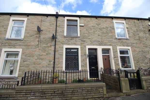 2 Bedrooms Terraced House for sale in Barden Lane, Burnley, Lancashire, BB10 1JA