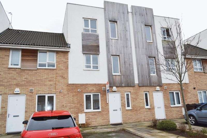 4 Bedrooms Mews House for sale in Sycamore Drive, Kirkby, Liverpool