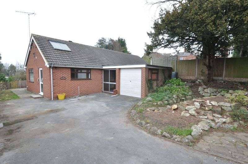3 Bedrooms Detached Bungalow for sale in HAMILTON ROAD, STAPENHILL