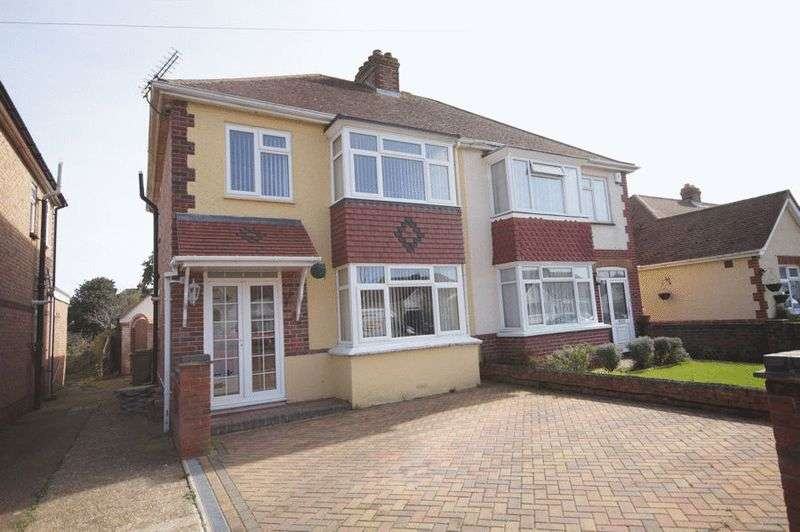 3 Bedrooms Semi Detached House for sale in The Close, Portchester PO16 8AZ