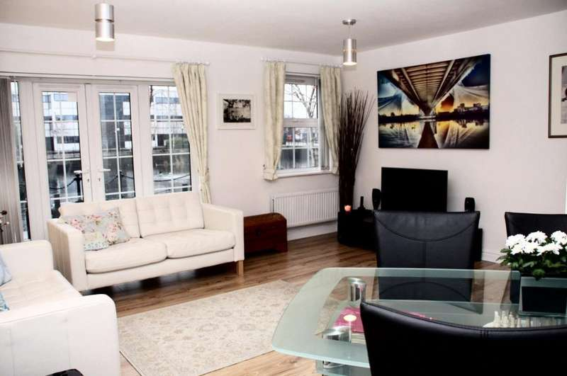 2 Bedrooms Apartment Flat for sale in Merchants Quay, Salford Quays, Salford, M50