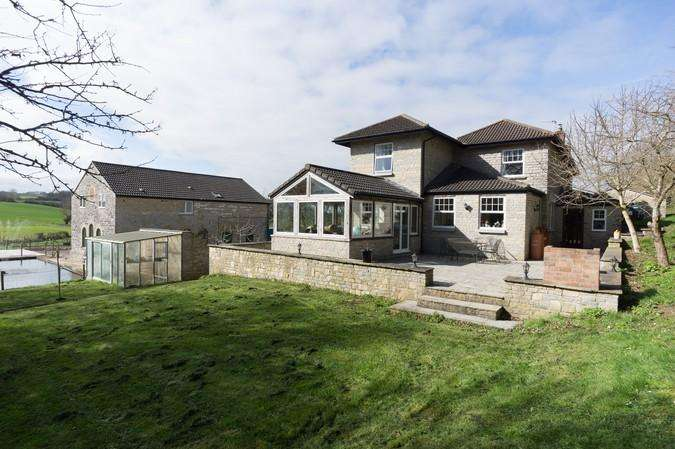 7 Bedrooms Detached House for sale in Charlton Mackrell, Somerton