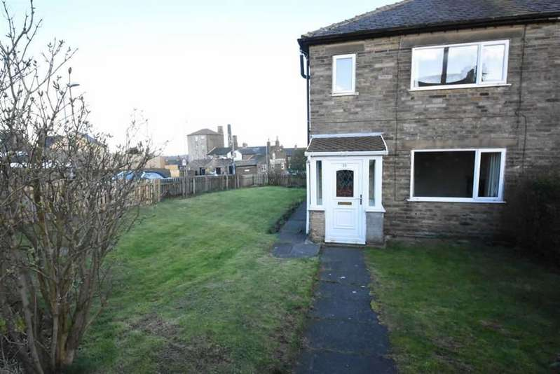 3 Bedrooms Terraced House for sale in Burnley Hill Terrace, Shelf, Halifax