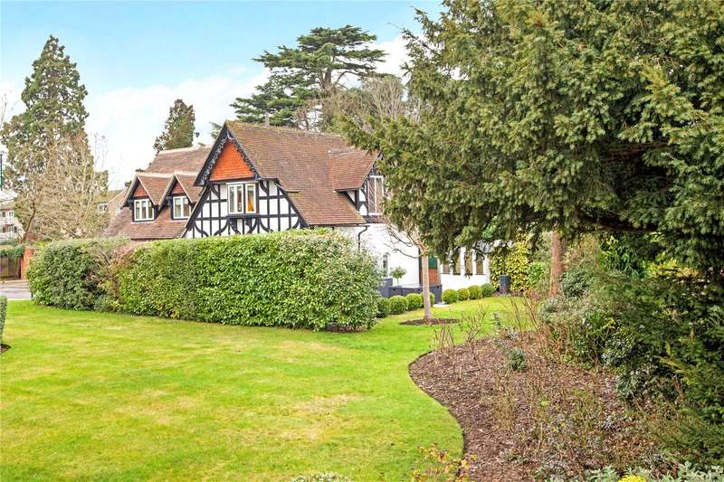 3 Bedrooms Detached House for sale in Ray Mill Road East, Maidenhead, Berkshire, SL6