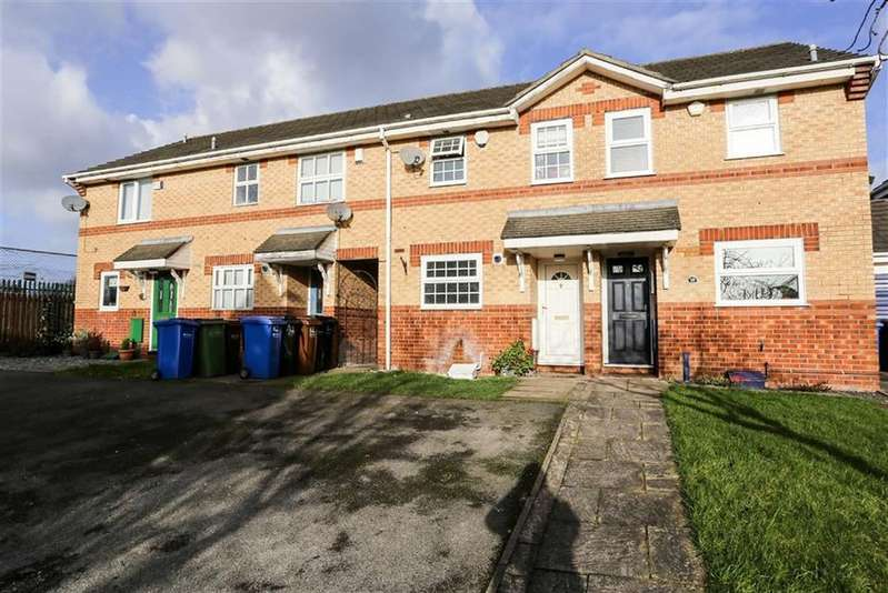 2 Bedrooms Terraced House for sale in Marsh Close, Edgeley, Stockport