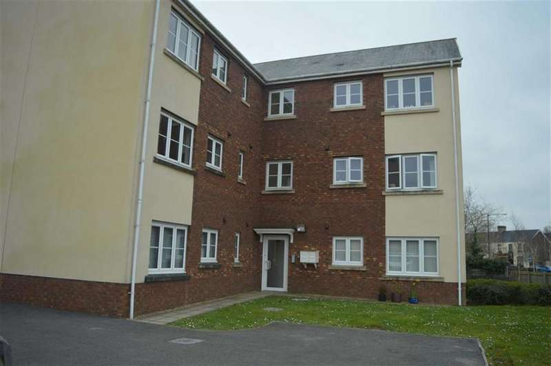 2 Bedrooms Apartment Flat for sale in Ffordd Cambria, Swansea, SA4