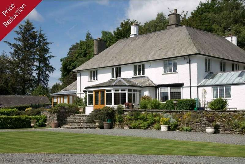 2 Bedrooms Manor House Character Property for sale in 2 Brackenrigg, Windy Hall Road, Bowness On Windermere, Cumbria, LA23 3HY