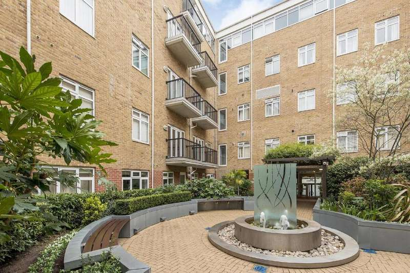 1 Bedroom Flat for sale in Goswell Road, Clerkenwell, EC1V