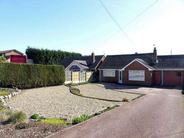 2 Bedrooms Detached Bungalow for sale in Queen Street,Chasetown,Burntwood