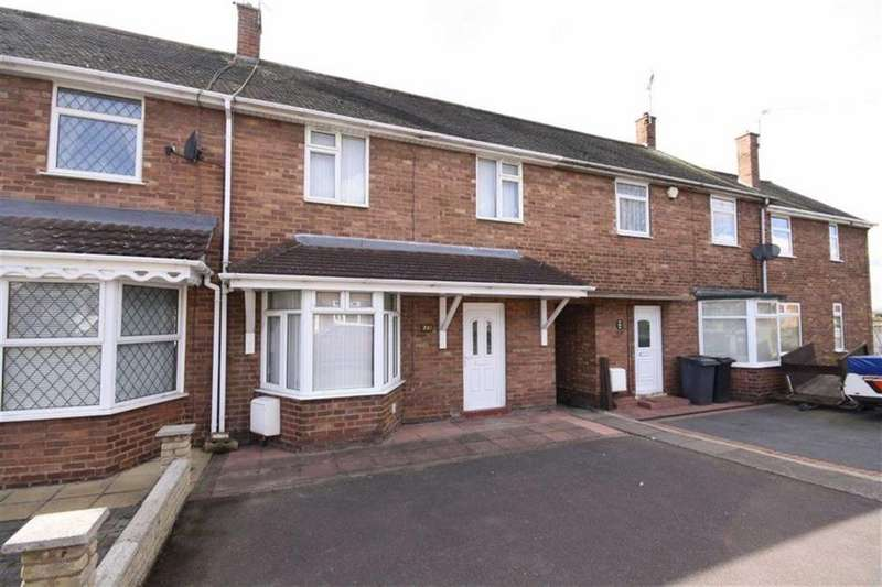 2 Bedrooms Terraced House for sale in Marston Lane, Attleborough, Nuneaton