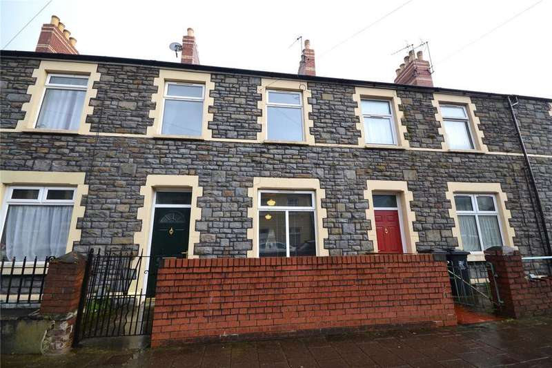 2 Bedrooms Terraced House for sale in Silver Street, Adamsdown, Cardiff, CF24