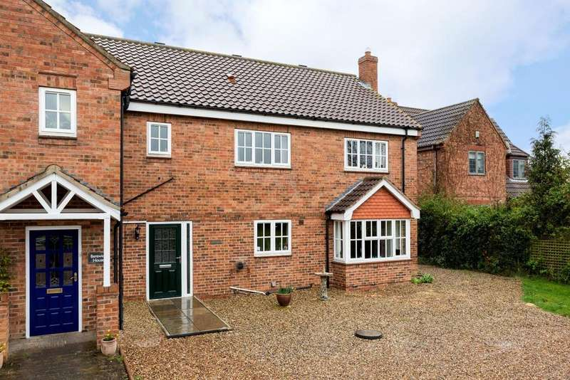 4 Bedrooms House for sale in Park Lane, Barlow, Selby
