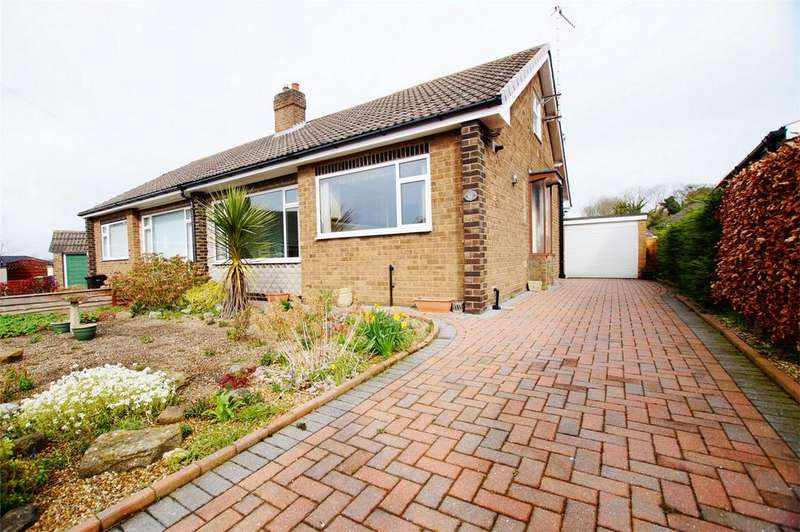 2 Bedrooms Semi Detached Bungalow for sale in Southgate, Crossgates, Scarborough
