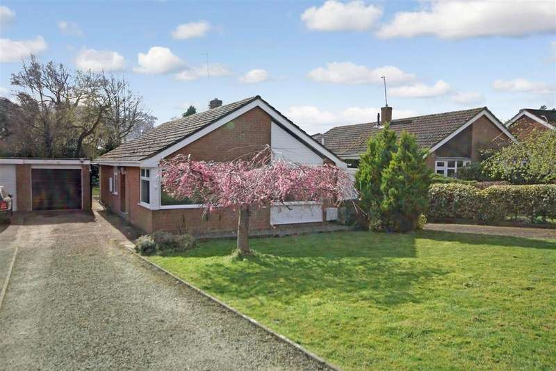3 Bedrooms Detached Bungalow for sale in Oerley Way, Oswestry