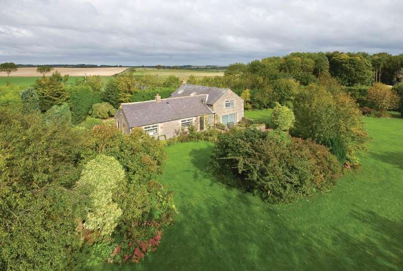 4 Bedrooms Detached House for sale in The Hocket, Rennington, Alnwick, Northumberland NE66