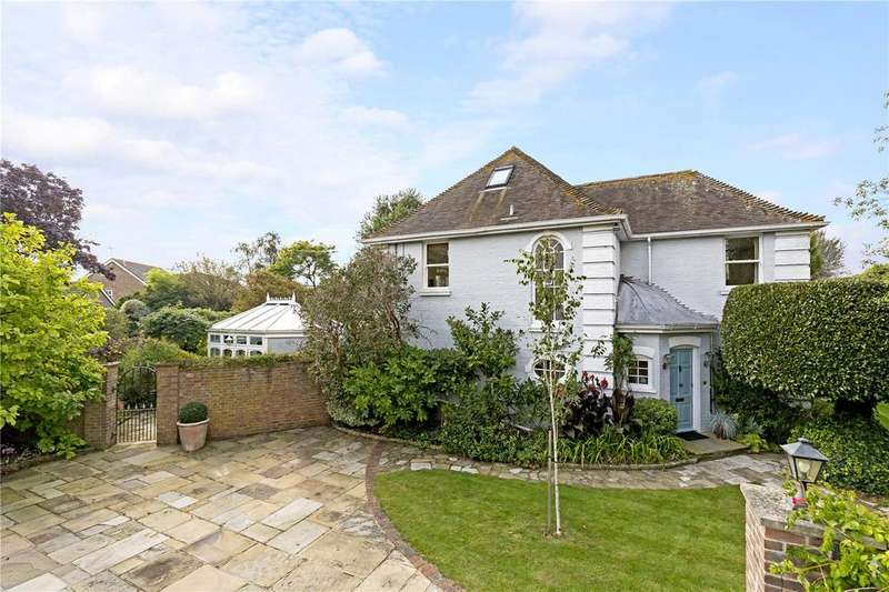 4 Bedrooms Detached House for sale in 28 Barrack Lane, Aldwick, Bognor Regis, West Sussex