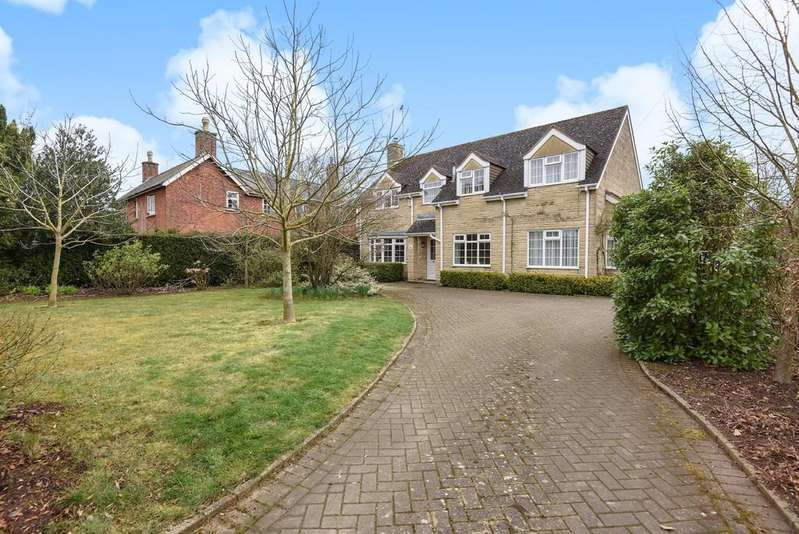 4 Bedrooms Detached House for sale in Faringdon
