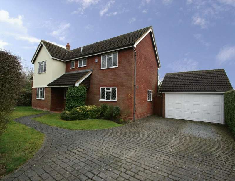 5 Bedrooms Detached House for sale in The Lindens, Stock, Ingatestone, Essex, CM4