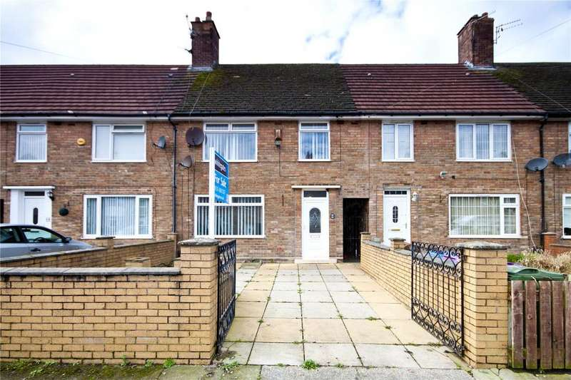 3 Bedrooms Terraced House for sale in School Way, Liverpool, Merseyside, L24