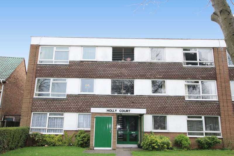 2 Bedrooms Flat for sale in Holly Court, Sutton Road, Erdington, B23 6QJ