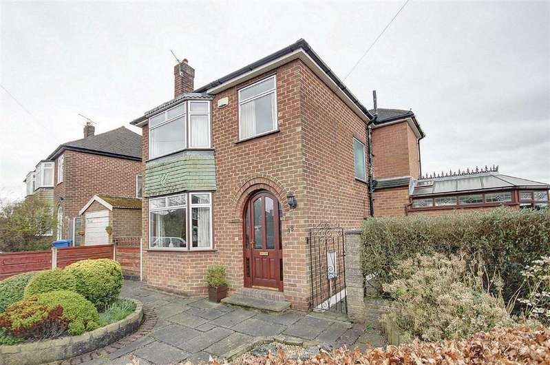 3 Bedrooms Detached House for sale in Wood Lane, Timperley, Cheshire