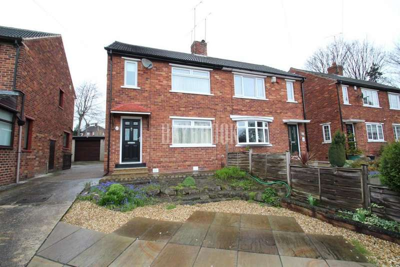 3 Bedrooms Semi Detached House for sale in Flockton Road, Handsworth