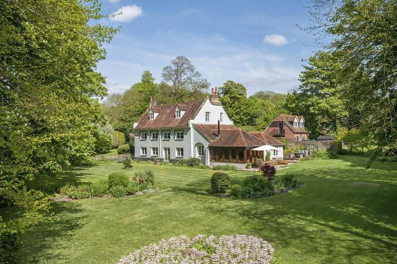7 Bedrooms Detached House for sale in Warnford, Southampton
