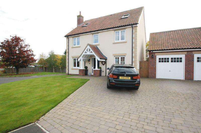 5 Bedrooms Detached House for sale in Willow Bridge Close, Carlton TS21 1BF