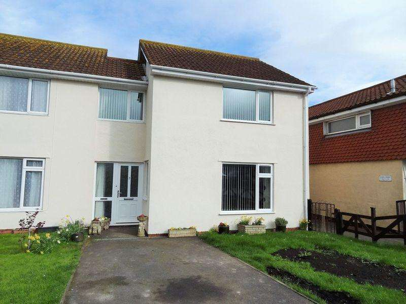 3 Bedrooms Semi Detached House for sale in Windmill Crescent, Woolavington