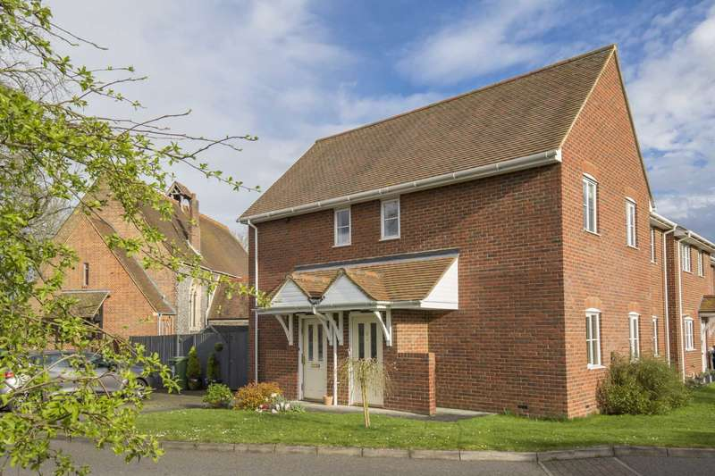 2 Bedrooms Apartment Flat for sale in The Mill, Wilstone