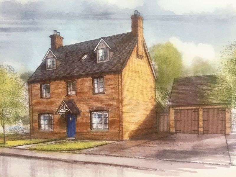 5 Bedrooms Detached House for sale in Cypress Road, Barrow upon Soar